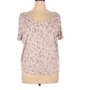 Juicy Couture Short Sleeve Top Size XL